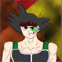 C3- Bardock by SailorIronMare