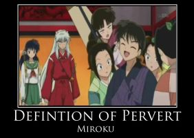 Inuyasha: Defintion of Pervert by Francinexxx