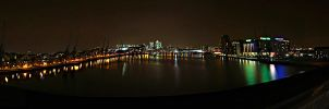 Royal Victoria Panoramic by Eroha