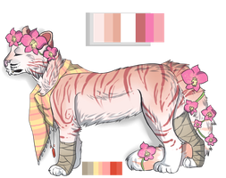 Orchid Tiger Point/Money Auction!: [CLOSED] by SwashbuckIer