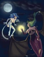 Darkstalkers by MyBeloved