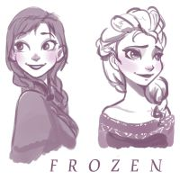 Frozen by ReSpekt88