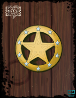 Star badge by JR-T