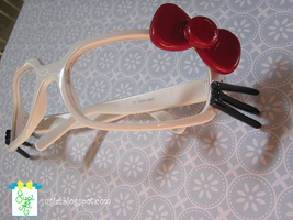 Hello Kitty Glasses3 by SugiAi