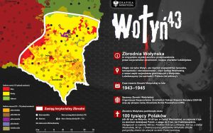 Volhynia massacre 1943 infographic by N4020
