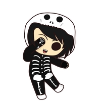 Skeleton Gerard by ieroshock