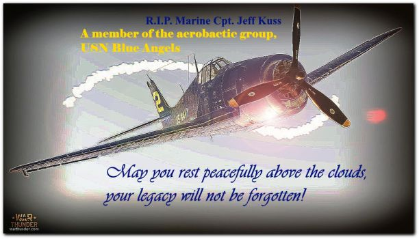 RIP Jeff Kuss, you will never be forgotten. by CrosstheX