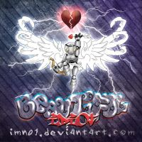 Robot Cupid by imn01