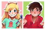 SVTFOE - Headshots by rochichan