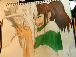Spirited Away by 1Finale95