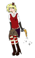 Steampunk-redited by FallenSoul101