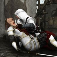AC Altair - Rest in peace by LadyNightVamp