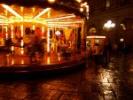 Merry Go Round in Florence by timsquire