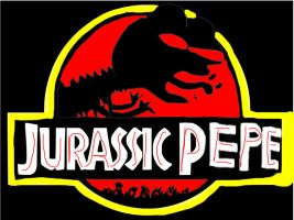 Jurassic pepe by impostergir007