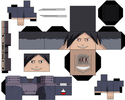 Tajima Uchiha by hollowkingking
