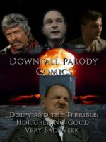 Downfall Parody Comics Cover by FacepalmPunch