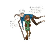 Hiccup An Frost by Jrockergurl