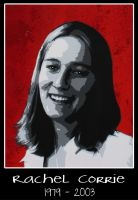 Rachel Corrie:STiX2000 by No-More-Ignorance
