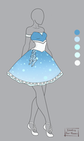 Outfit Design Auction #1 [Closed] by Chloes-Designs