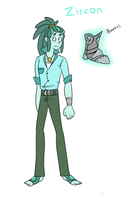 Steven Universe - Rico by SharkMate