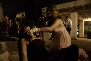 Zombie Attack by Cami-Monster