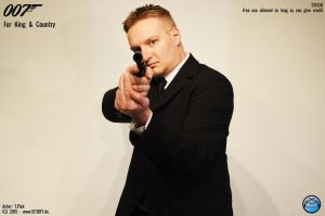 007 Cosplay Stock_26 by Joran-Belar