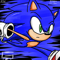 Some Sonic Thingy by grunt121