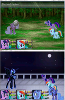 Battle TwilightLunaDash RM2K3 by The-mArduk