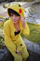 Pikachu by Fraulein-Mao