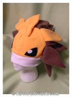 Sandslash Hat by Allyson-x