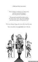 Legend of Zelda: The Edge and The Light - Chap1pg2 by QueenieChan