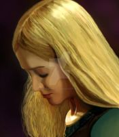 LOTR - Eowyn by fire-bender-saiyan