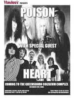 Vintage Poison feat. Heart Ad by MrAngryDog