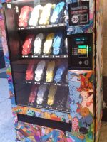 Thong Machine in Downtown Sydney by Shinigamichick39