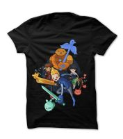 BRAVEST WARRIORS original tee! by supertoki