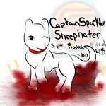 Sheephater by Daydallas