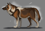 Wolf adopt (available) by e-merging