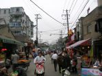 A busy street in Shanghai by Corycat