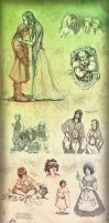 Fake tales of Middle-Earth by FrAlichen