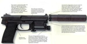 Heckler and Koch Mark 23 by Epicsunrise