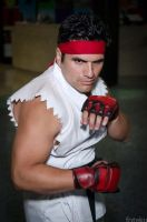 Ryu Cosplay at Anime Expo 2012 by fotaku