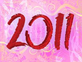 Happy New Year 2011 by B-Rox-U