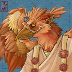 Don't Feed the Tengu by aureath