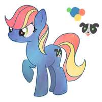 Pony Adoptable | Open by raptrawr