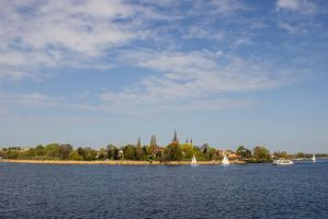 13-05 sailing boats by evionn