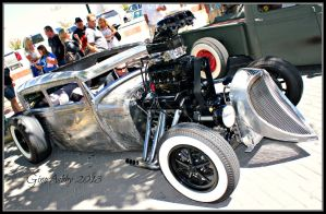 Hot Rod From Hell by StallionDesigns