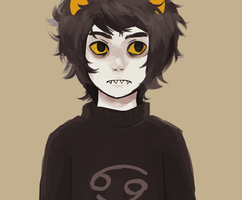 the karkat by mariskywalker