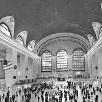 Grand Central Station by AlanSmithers