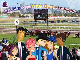 Melbourne Cup Day 2013 by daanton