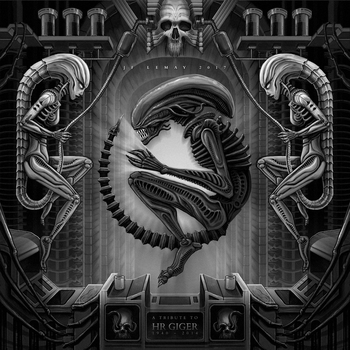 A Tribute to HR GIGER by Jack-Burton25